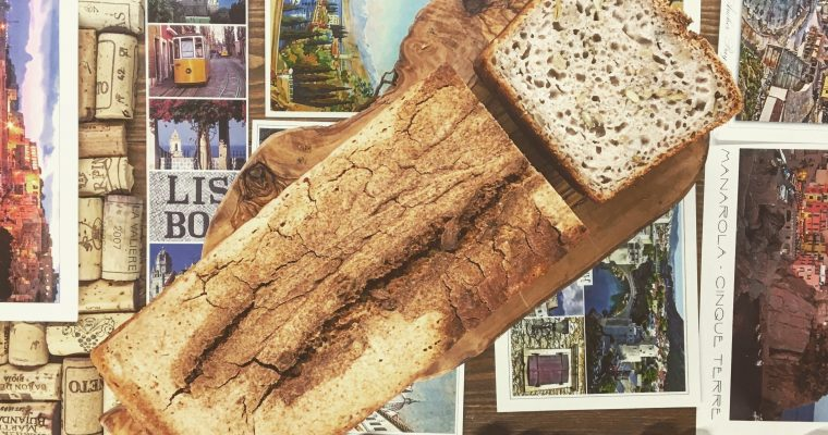 Chleb bezglutenowy z ziarnami – dla niecierpliwych