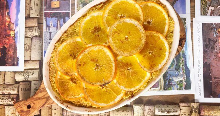 Doskonała, pomarańczowa jaglanka