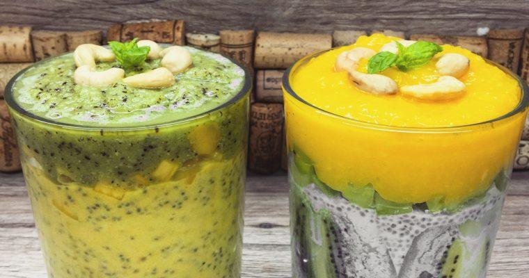 Owocowy pudding chia