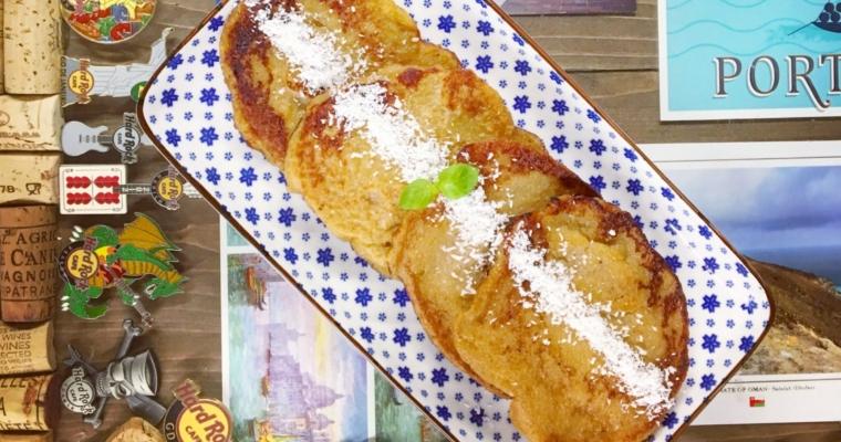 Placuszki Plantanowe – międzynarodowy Pancake Day!