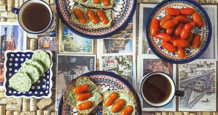 Masło ziołowo-czosnkowe – Nasze ulubione :)