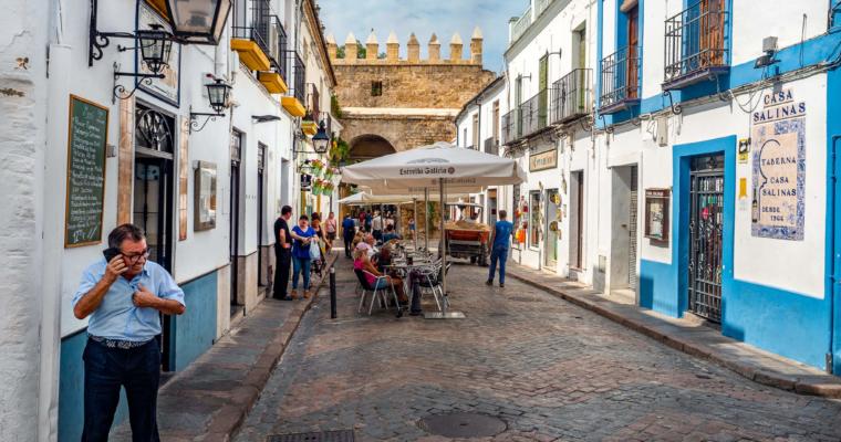 Kordoba – zaczynamy zwiedzać krainę flamenco! :)
