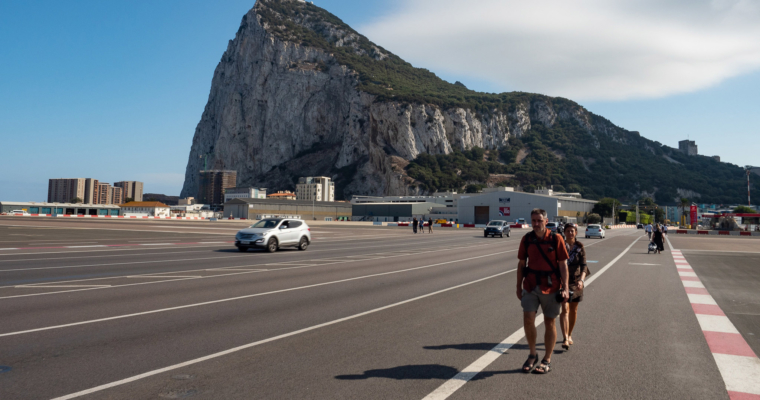 Gibraltar – witajcie na planecie małp! :)
