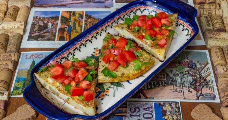 Tradycyjna hiszpańska tortilla de patatas – rewelacja! <3