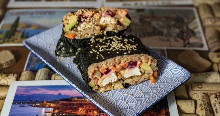 Onigirazu – japońska kanapka na wypasie <3