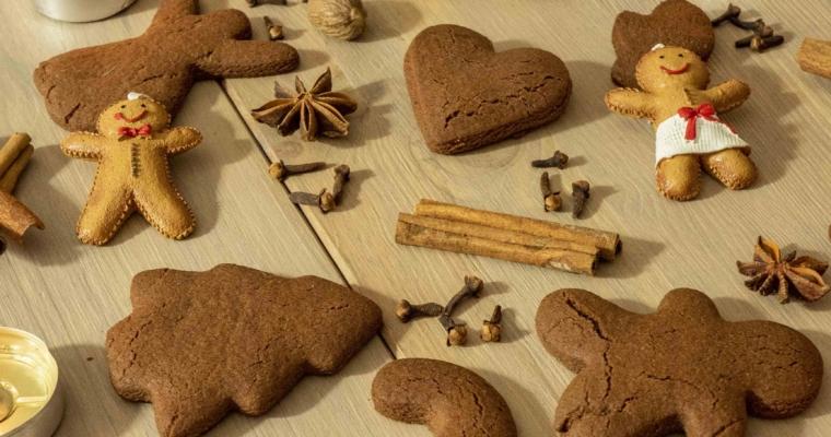 Bezglutenowe gryczane pierniczki – najlepsze na święta!