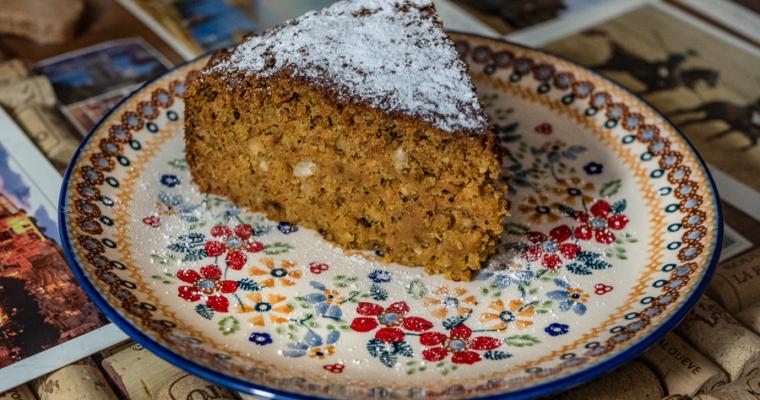 Nasze ulubione ciasto marchewkowe!