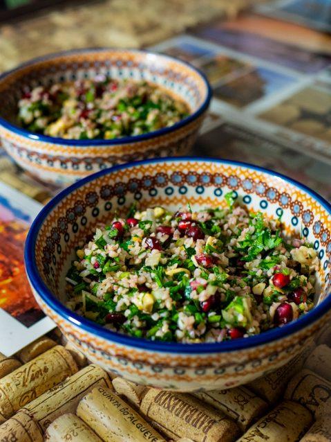 Tabbouleh Gwiazda Libańskiej Sceny Kulinarnej Na
