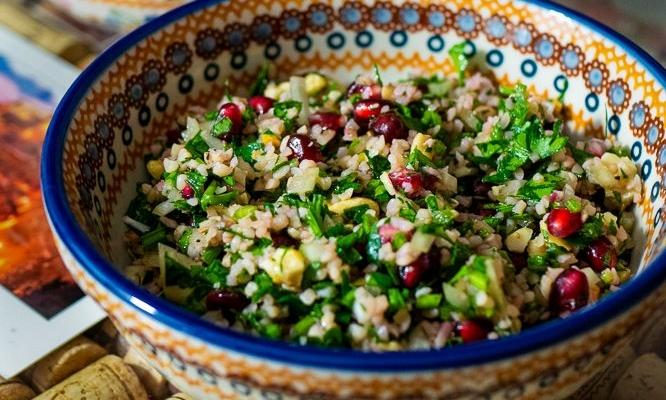 Tabbouleh – gwiazda libańskiej sceny kulinarnej