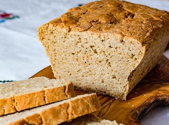 Chleb żytni delikatny
