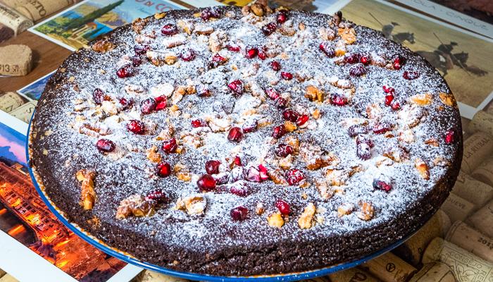 Pyszne ciasto orzechowe bez grama mąki!